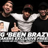 FlyTunez.com - Been Brazy (L.A. Leakers Freestyle) Cover Art