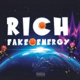 RICH ⚡️ - FAKE ENERGY [FAKE LOVE REMIX] Cover Art