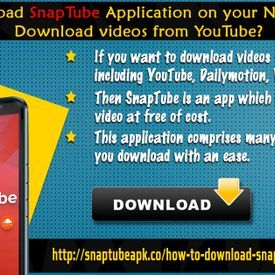 jerrylacey - How To Download SnapTube Application on Your Nexus