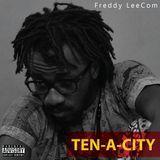 Freddy Leecom - Alone Cover Art