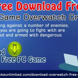 download overwatch pc full crack
