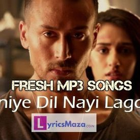 Soniye Dil Nayi Lagda Mp3 - Baaghi 2 - Fresh Mp3 Songs