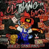 Fresh - Ol Thang Back Cover Art
