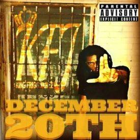 fRiGg JameZ - December 20th Cover Art