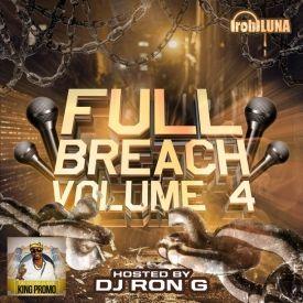 Full Breach Mixtapes - Full Breach: Volume 4 Cover Art