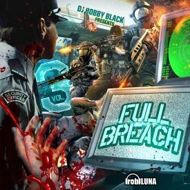 Full Breach Mixtapes - Full Breach: Volume 3 Cover Art
