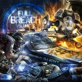 Full Breach Mixtapes - Full Breach: Volume 5 Cover Art