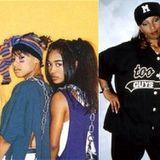 G. STEEL - Throwback City: 1992 R&B Cover Art