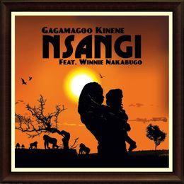GagamaGoo Kinene - Nsangi Cover Art