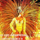 Gee-O - DJ Gee-O Supreme Throwbacks 8 Cover Art