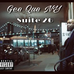 Gee Que NY - Suite 26 Cover Art