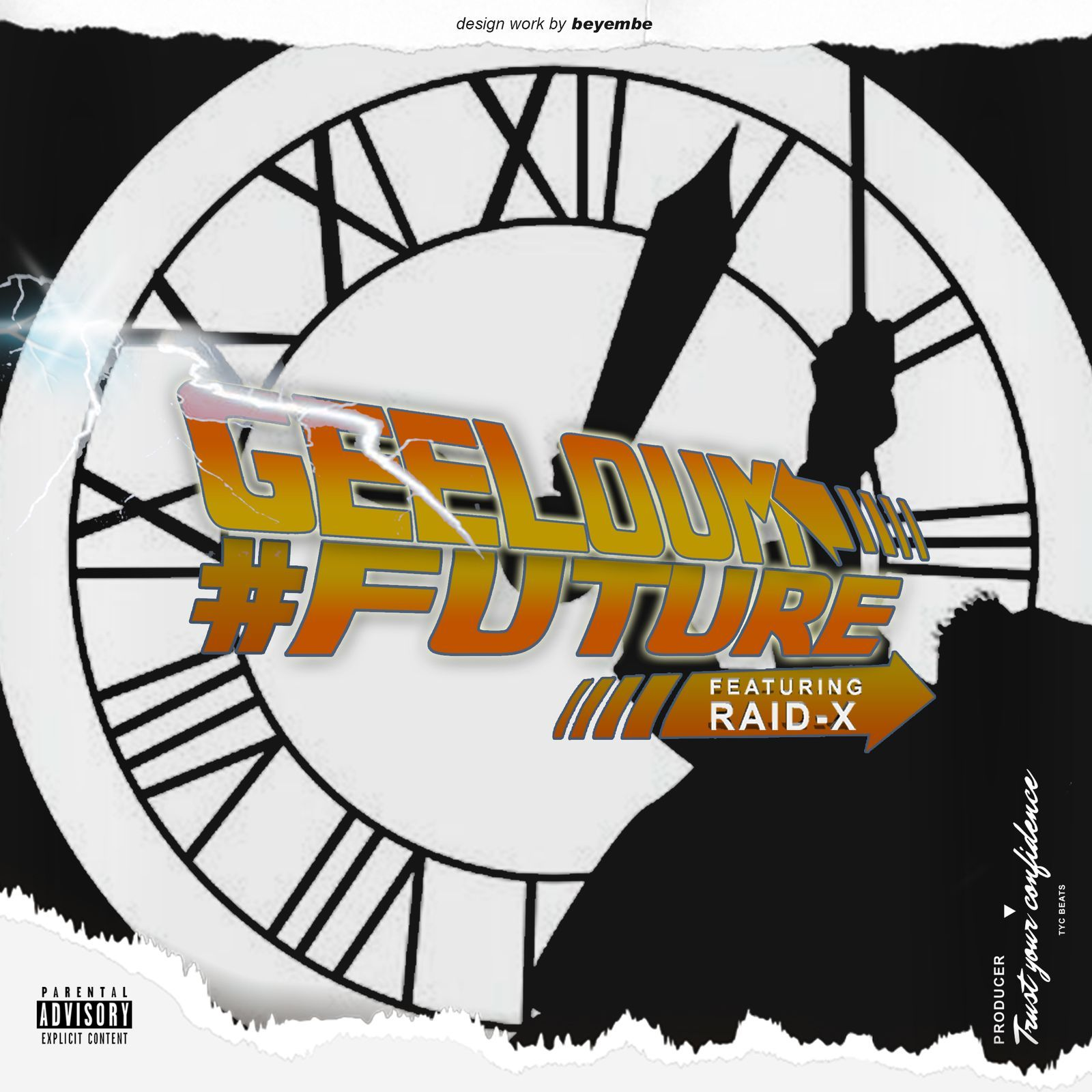 Future by Geeloum (ft Raid - X) from Geeloum: Listen for free