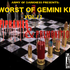 THE WORST OF GEMINI KILLER VOL.12: EPIPHANIES & PREMONITIONS
