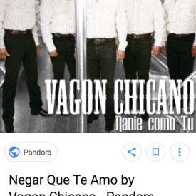 Vagon Chicano Negar Que Te Amo [MIMP3]