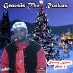 Genesis The Ruckus - Snowy Christmas part 4 Cover Art