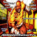 Genesis The Ruckus - Halloween Ruckus part 6 (HR6) Cover Art