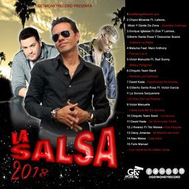 4.Maluma Feat. Marc Anthony – Felices Los 4 (Salsa Version)