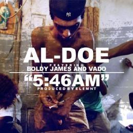 GFCnewyork - 5:46AM feat. Boldy James & Vado (Prod. By Elemnt) Cover Art
