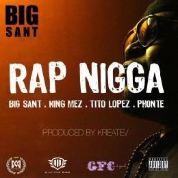 GFCnewyork - Rap Nigga feat. Phonte, Tito Lopez & King Mez Cover Art