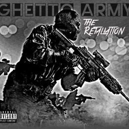 GHETTOARMY - The Retaliation Cover Art