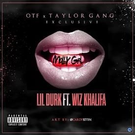 Lil Durk – Molly Girl (Remix) [Feat Wiz Khalifa]