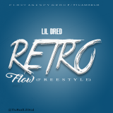 GhostZoneMedia - Lil Dred - Retro Flow (Freestyle) Cover Art