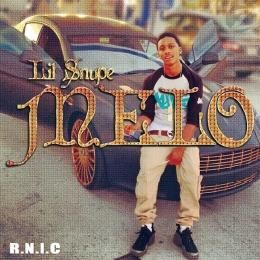 GhostZoneMedia - Lil Snupe - Melo Cover Art