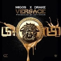 GhostZoneMedia - Versace (Remix) [Feat Drake] Cover Art