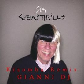 SIA-Cheapthrills kizomba remix by GIANNI DJ