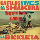 GIANNI DJ - Carlos Vives Ft.Shakira-Bicicleta(GIANNI DJ REMIX) Cover Art