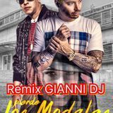 GIANNI DJ - J Balvin Ft.Daddy Yankee-Pierde Los Modales(GIANNI DJ REMIX) Cover Art