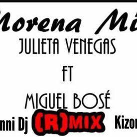 Miguel Bose' Ft.Julieta Venegas(Kizomba Remix GIANNI DJ)