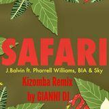 GIANNI DJ - Safari-J Balvin,Kizomba Remix byGIANNI DJ Cover Art