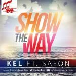 Gidilounge - Show The Way feat Saeon Cover Art