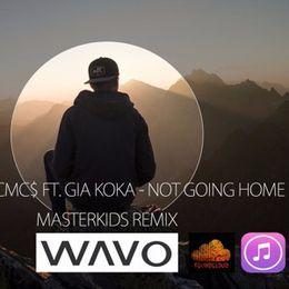 Masterkids - Not Going Home X MASTERKIDS RMX Cover Art