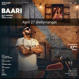 Baari (Full song)  Elly Mangat New Punjabi songs