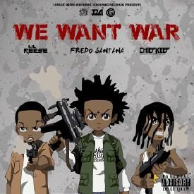 We Want War