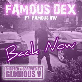 Back Now (Chopped & Screwed by Glorious V)