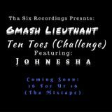 Gmash Lieutnant - Ten Toes (Challenge) Cover Art