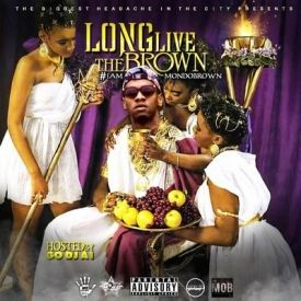 GO DJ A1 - Long Live The Brown Cover Art