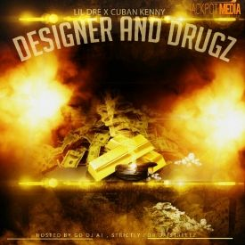GO DJ A1 - Designer And Drugz Cover Art