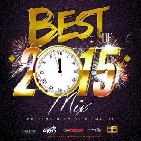 DJ D-Smooth BEST OF 2015 (Hip-Hop/Rap, R&B, Soul, Country, Pop, House)