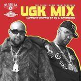 GoDJKnowledge - UGK Mix {Slowed-n-Chopped} Cover Art