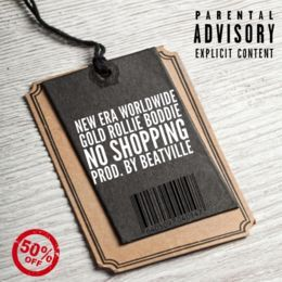 Gold Rollie Boddie - NO SHOPPING (Freestyle) Cover Art