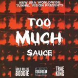 Gold Rollie Boddie - Too Much Sauce Cover Art