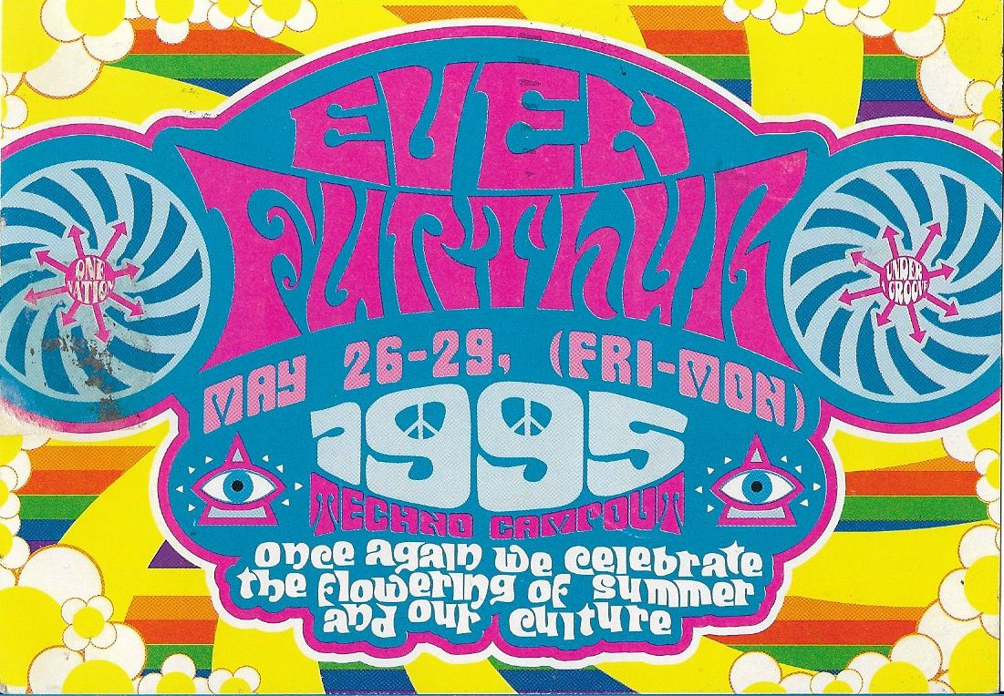 Prototype 909 live at even furthur 1995 old school for Acid house techno