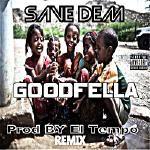 GOODFELLA - Save Dem (The Children  Remix Cover Art