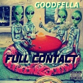 GOODFELLA - FULL CONTACT.EP Cover Art