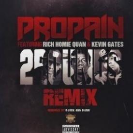 2 Rounds (Remix) Feat. Rich Homie Quan & Kevin Gates