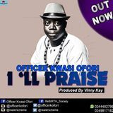 GospelGh - I Will Praise Cover Art
